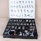 32PCS Home Sewing Machine Presser Foot Feet Tool Set For