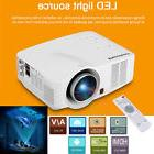 1500 Lumens 1080P HD Home Theater Android 4.2 Wifi LED Video