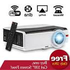 Full HD LED LCD Home Theater Projector Android Wifi 1080p