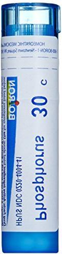 Boiron Homeopathic Medicine Phosphorus, 30C Pellets, 80