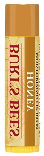 Burts Bees 100% Natural Lip Balm, Honey, 0.15 ounce