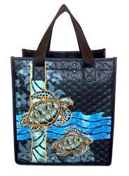 "Honu Small Insulated Tote Bag 8"" X 9"