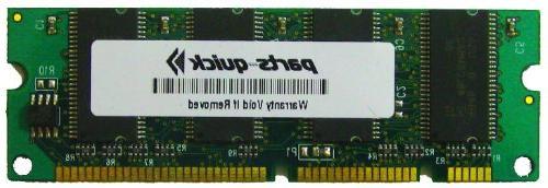 HP C9121A Q9121A Q7709A Q7709AX 128MB 100 pin SDRAM DIMM for