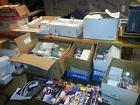 Huge Sports Card Collection Lot Memorabilia Cards Basketball Football Baseball