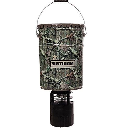 Moultrie 6.5 Gallon Pro Hunter Hanging Feeder