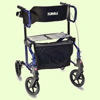 HybridLX Rollator Transport Chair
