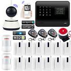 I59 IP WIFI Internet APP GSM Wireless Wired Home Security