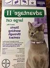 II for Large Cats over 9 lbs - 6 Pack - free shipping