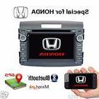 "8"" Indash Car Radio DVD Player GPS Navigation for Honda CRV"