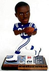 Indianapolis Colts Marvin Harrison Ticket Base Forever