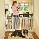 Indoor Safety Gate Extra Wide slide swing 62 inch Room Stair