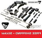 Strike Industries Builders Kit Mspec lower parts lost w/TRG