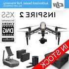 DJI INSPIRE 2 Drone w/ Zenmuse X5S 5.2K 20.8MP CinemaDNG &