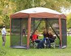New and Sealed! Coleman Instant Screened Canopy 12 x 10 -