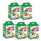 Fujifilm Instax 100 White Film For Fuji Mini 8 Plus 90 25 7s