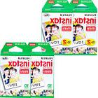 Fujifilm Instax Mini Instant Color Film 60 Prints for Fuji