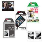 Fujifilm Instax Monochrome / Black / Plain White Film 30