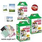Fujifilm Instax White 50 Film For Fuji Mini 8 70 90 50s 25