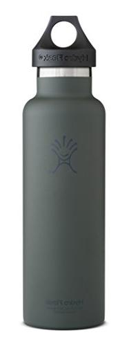 Hydro Flask Insulated Stainless Steel Water Bottle, Standard Mouth, Coyote Brown, 21-Ounce
