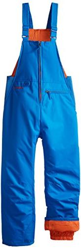 Arctix Insulated Youth Snow Bib Overalls, Nautica Blue,