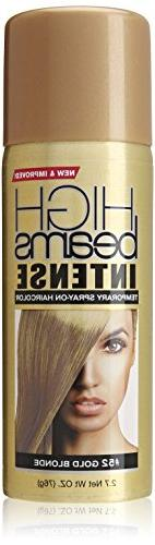 High Beams Intense Blonde Hairstyle Inspirations 2018