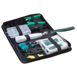 RJ45 RJ11 Cable Hand Tool Crimper Network Tool Kit Punch