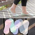 10Pairs Women Invisible Nonslip No Show Loafer Boat Low Cut