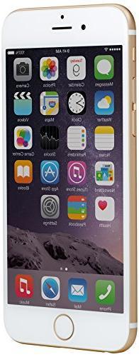 Apple iPhone 6 Unlocked Cellphone, 16GB, Gold