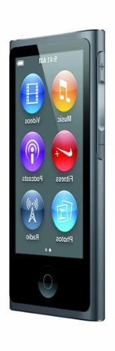 Apple iPod Nano 16GB Space Gray