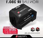 Stetsom IR280.1 - Iron Line Car Audio 280 Watts Compact