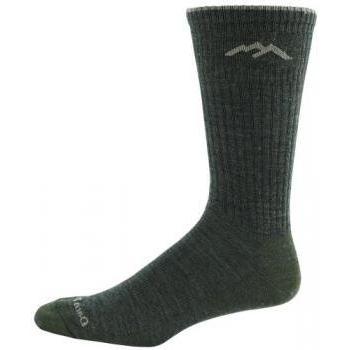 Standard Issue Mid-Calf Light Socks , Navy , Medium