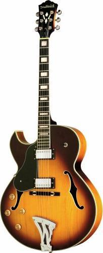 Washburn Jazz Series J3TSK Electric Guitar