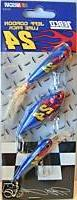 Nascar Jeff Gordon Lure Pack 24 - Pack of 3 lures