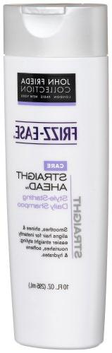 John Frieda Frizz-Ease Straight Ahead Shampoo,  10-Ounce
