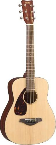 Yamaha JR2 3/4-Size Acoustic Guitar Bundle with Gig Bag,