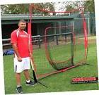 Jugs Baseball Instant Screen Bow Net Hitting Bownet Frame