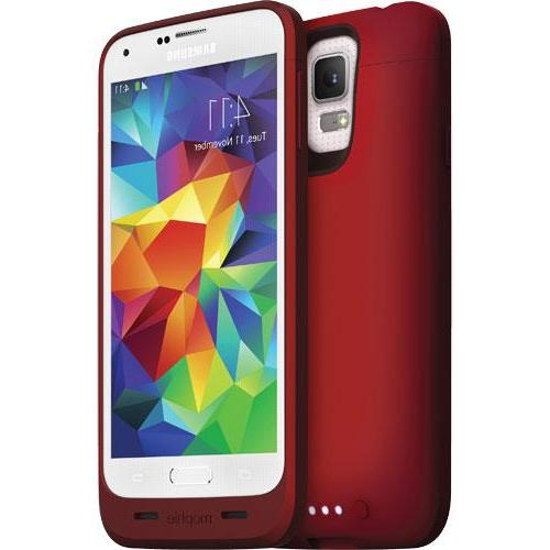 Juice Pack For Samsung Galaxy S5 - Red