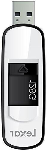 Lexar JumpDrive S75 128GB USB 3.0 Flash Drive - LJDS75-