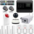 K05 G90B APP WiFi Internet GSM Wireless Home Security Alarm