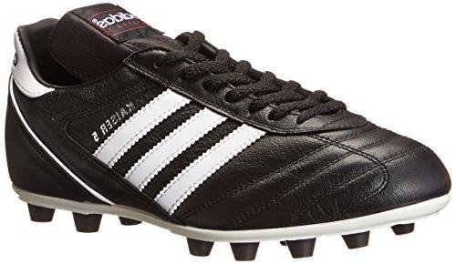 adidas Performance Men's Kaiser 5 Liga Soccer Cleat, Black/