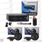 KENWOOD KDC-BT565U CAR MP3 CD BLUETOOTH STEREO PLUS 4 x CAR