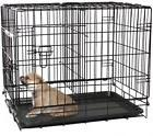 Extra Large Dog Crate Kennel Xxl Huge Folding Pet Wire Cage