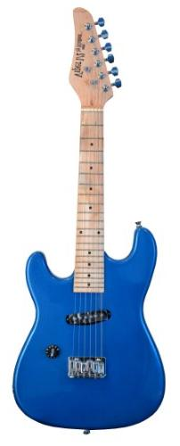 "32"" Junior Kids Mini 1/2 Size Electric Starter Guitar with"