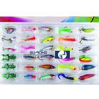 New Lot 30pcs Kinds of Fishing Lures Minnow Baits Crankbaits