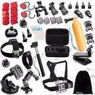 Zookki Accessories Kit for GoPro Hero 5 4 3+ 3 2 1 SJ4000 SJ5000 SJ6000 Xiaomi
