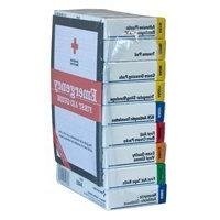First Aid Kit Refill for 10 People, 59 Piece