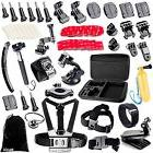 38 Accessories Kit for GoPro HERO 5 Session 4 3+ 3 2 1