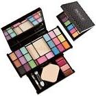 Full Professional Makeup Kit 130 Colors Matte Shimmer