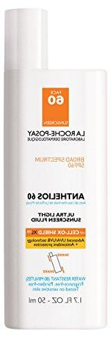La Roche- Posay Anthelios 60 Ultra Light Facial Sunscreen