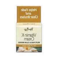 Reviva Labs Vitamin K Cream, For All Skin Types, 1.5-Ounces